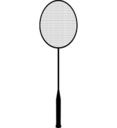 Light Aluminium Badminton Racquet | Made in India