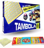 Planet of Toys Tambola Game Set with 600 Tickets for Kids & Family | Housie Board Game for Kids- Made in India